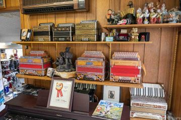 ACCORDIONS OF ALL MAKES AND MODELS