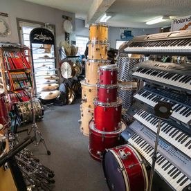 instruments in our store
